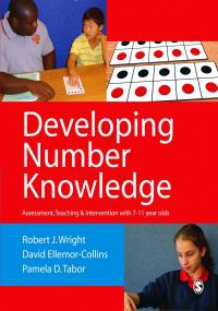 Cover of Wright et al: Developing Number Knowledge