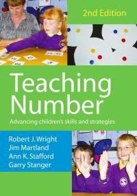Cover of Wright et al: Teaching Number, 2e
