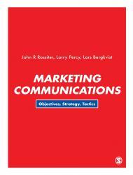 Rossiter: Marketing Communications