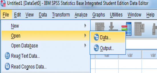 IBM Open Data