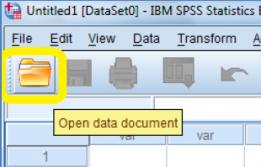 IBM Open data document