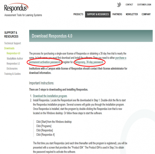 Respondus Download