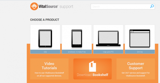 VitalSource Support
