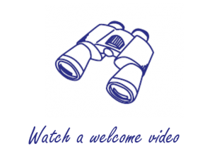 Watch a welcome video