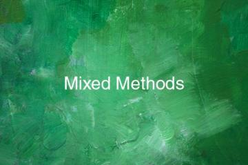 Mixed Method button
