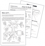 worksheets icon