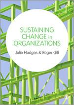 Sustaining Change in Organizations cover