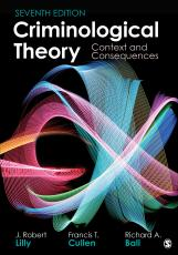 Cover_Criminological Theory: Context and Consequences