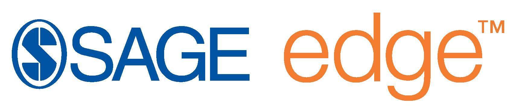 SAGE edge logo