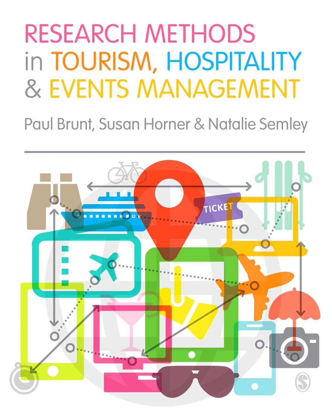 Cover of RM in Hospitality, Tourism & Event Management