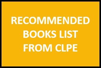 Recommended books list from CLPE