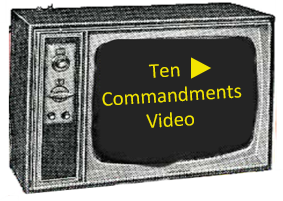 10 commandments video