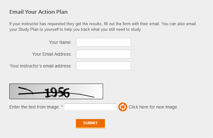 Email Your Action Plan