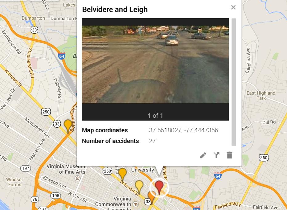 ATS4 Accident Map Screenshot