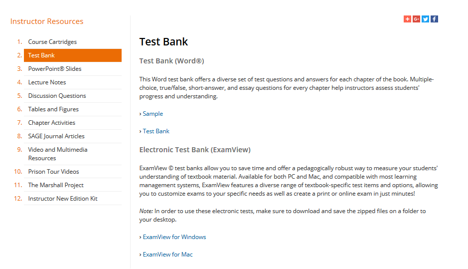Download ExamView Text Bank