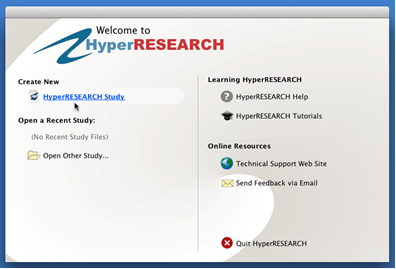 HyperResearch image