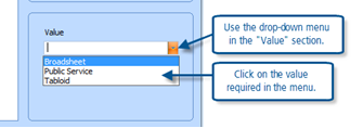 Figure 12.4.5 – Selecting the required value to complete the formula