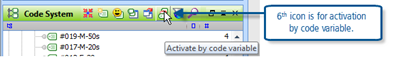 Figure 12.4.8 – Activate by code variable