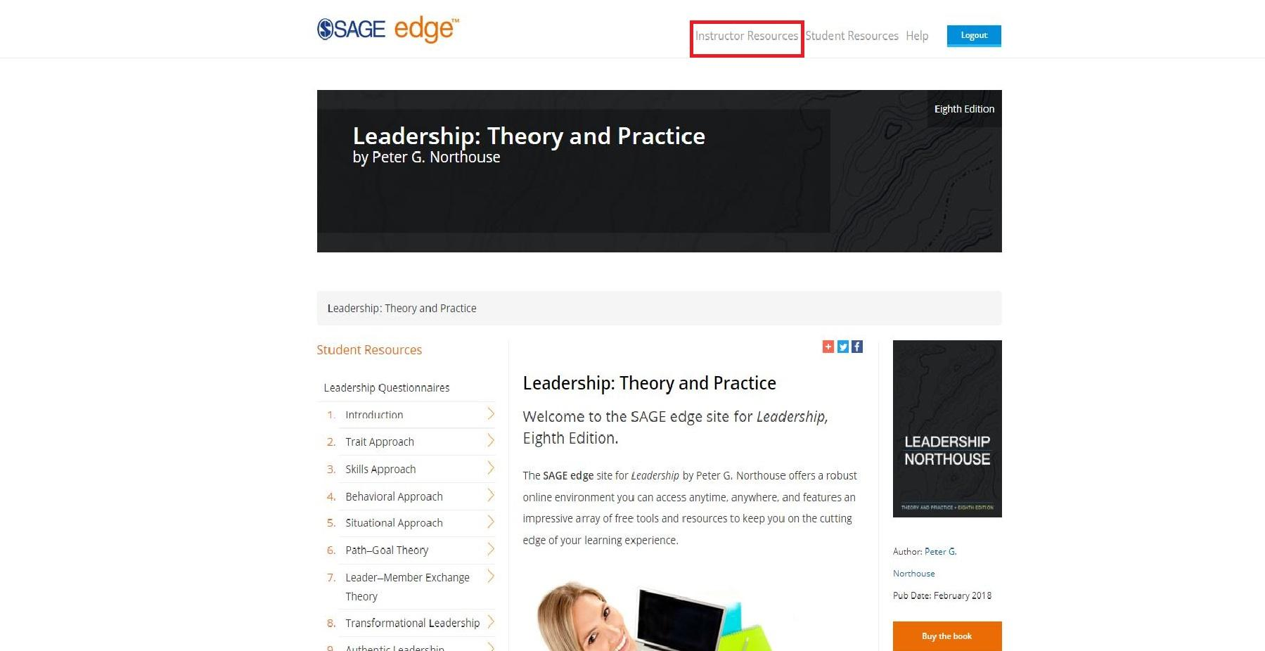 Access Instructor Resources